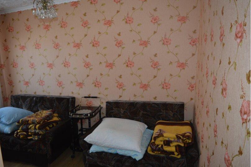 Часть дома (двухуровневый номер) с шикарным видом на море на 4 человека, 1 спальня, улица Виткевича, 10, Кацивели - Фотография 8