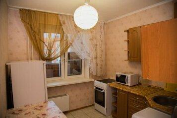 1-комн. квартира, 45 кв.м. на 2 человека, улица Казачьи луга, 4к1, Ленинский район, Тюмень - Фотография 1