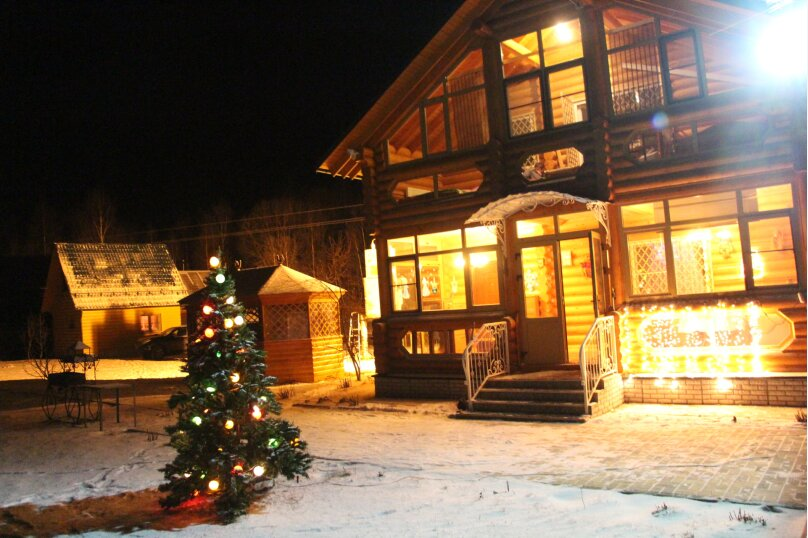 Дом с беседкой Wi-Fi, 130 кв.м. на 13 человек, 5 спален, п. Неприе, 51, Осташков - Фотография 23
