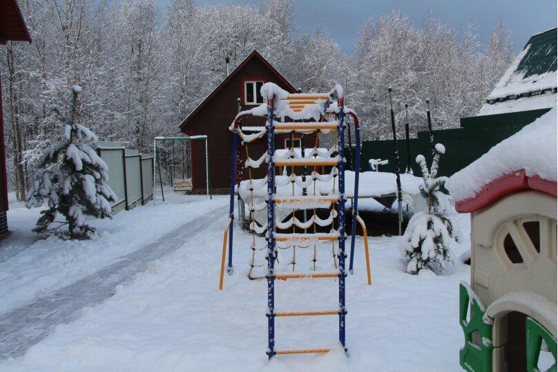 Дом с баней детской площадкой WI-FI, 150 кв.м. на 15 человек, 4 спальни, п. Неприе, 51, Осташков - Фотография 31