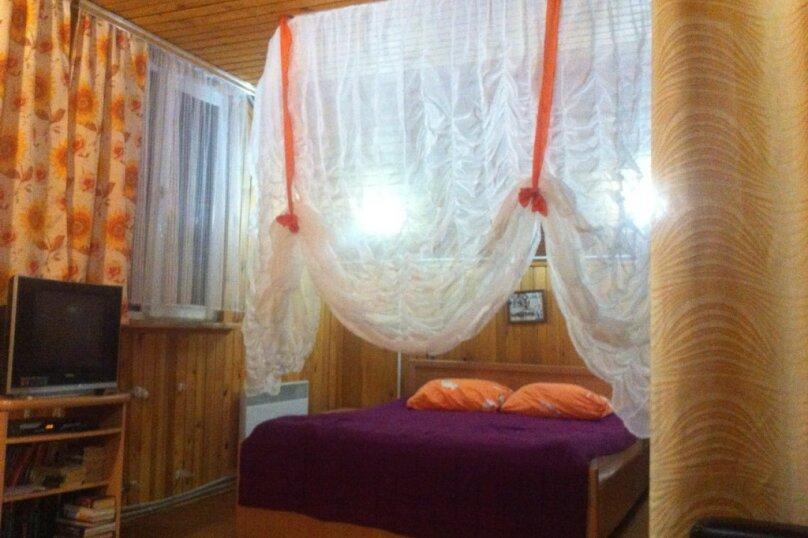 Коттедж с баней на реке Юг, 112 кв.м. на 11 человек, 3 спальни, Тимонькино село, 65, Заволжье - Фотография 31