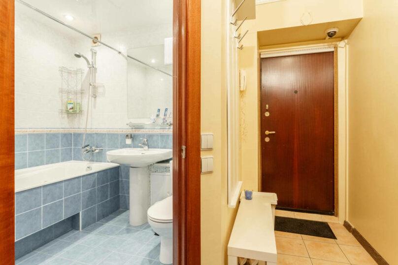 3-комн. квартира, 65 кв.м. на 6 человек, улица Гиляровского, 36с1А, Москва - Фотография 3