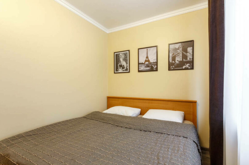3-комн. квартира, 65 кв.м. на 6 человек, улица Гиляровского, 36с1А, Москва - Фотография 10