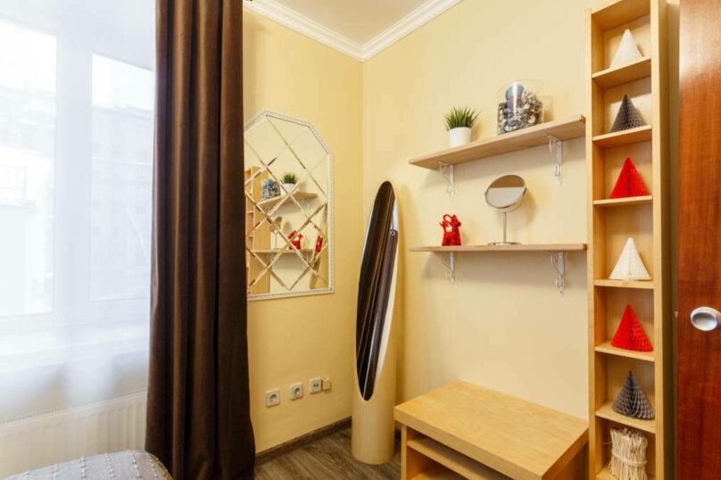 3-комн. квартира, 65 кв.м. на 6 человек, улица Гиляровского, 36с1А, Москва - Фотография 12