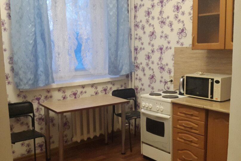 1-комн. квартира, 41 кв.м. на 4 человека, Ленинградская, 65-4, Комсомольск-на-Амуре - Фотография 3