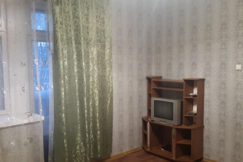 1-комн. квартира, 41 кв.м. на 4 человека, Ленинградская, 65-4, Комсомольск-на-Амуре - Фотография 6