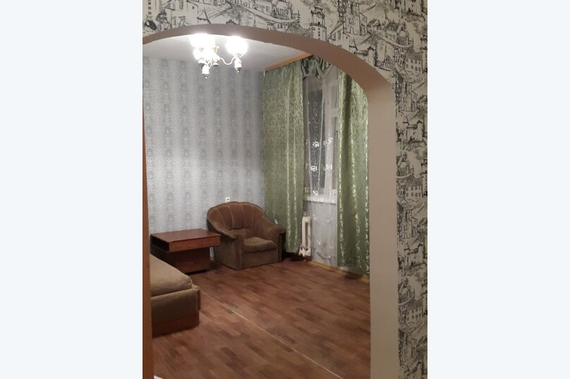 1-комн. квартира, 41 кв.м. на 4 человека, Ленинградская, 65-4, Комсомольск-на-Амуре - Фотография 10