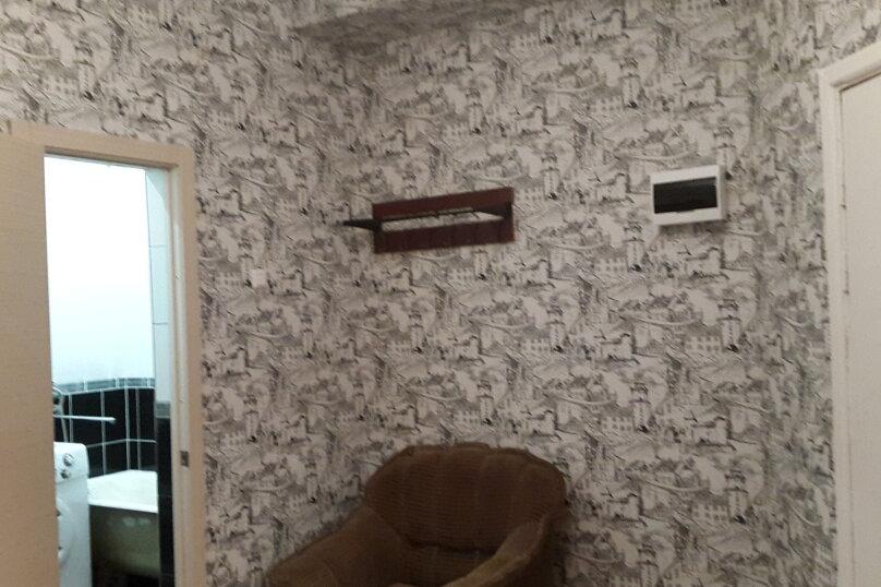 1-комн. квартира, 41 кв.м. на 4 человека, Ленинградская, 65-4, Комсомольск-на-Амуре - Фотография 8
