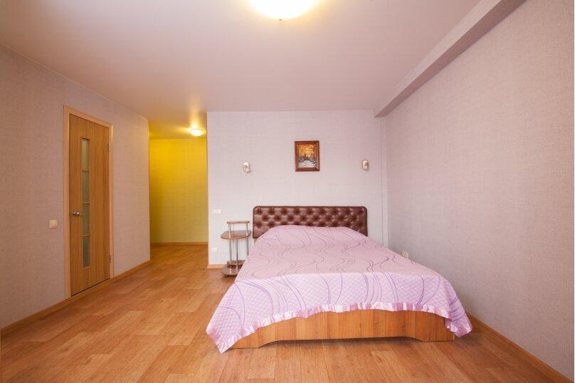 1-комн. квартира, 34 кв.м. на 2 человека, улица Республики, 43, Красноярск - Фотография 3