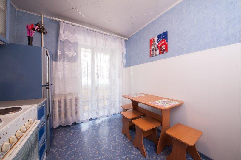 1-комн. квартира, 37 кв.м. на 3 человека, Бебеля, 57, Красноярск - Фотография 9