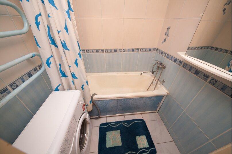 1-комн. квартира, 37 кв.м. на 3 человека, Бебеля, 57, Красноярск - Фотография 10
