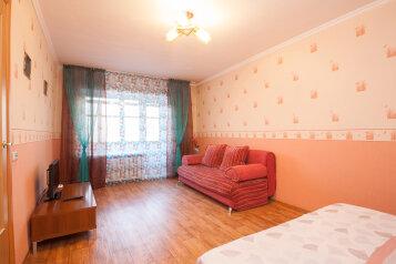 1-комн. квартира, 37 кв.м. на 4 человека, улица Сурикова, 53, Красноярск - Фотография 1