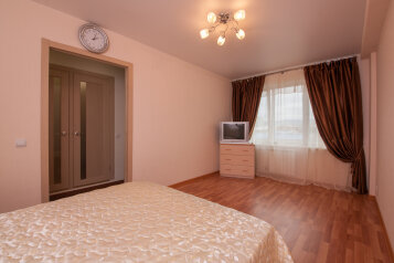 1-комн. квартира, 37 кв.м. на 2 человека, улица Республики, 43, Красноярск - Фотография 1