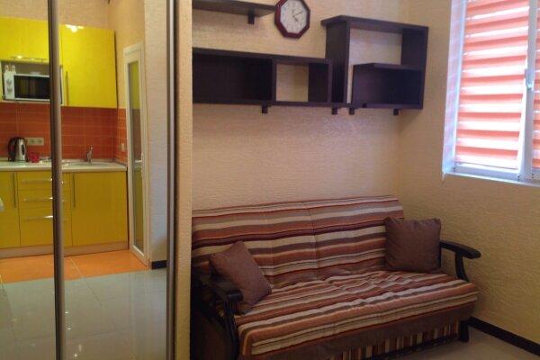 1-комн. квартира, 14 кв.м. на 2 человека, Лесная улица, 2в, Гаспра - Фотография 1