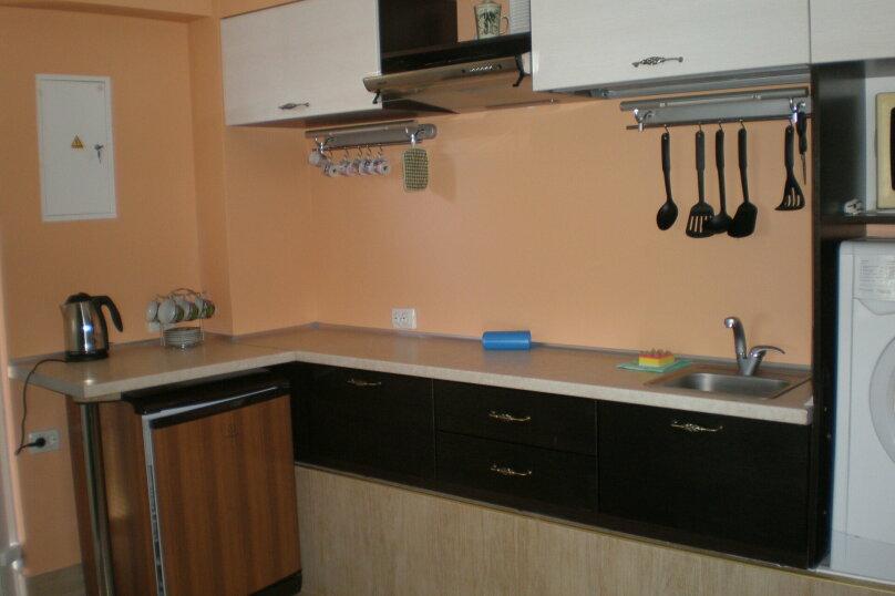Семейный номер, 40 кв.м. на 3 человека, 1 спальня, ул. шоссе свободы, 15 б, Алупка - Фотография 5