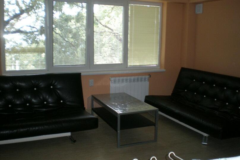 Семейный номер, 40 кв.м. на 3 человека, 1 спальня, ул. шоссе свободы, 15 б, Алупка - Фотография 7