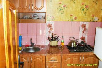 Дачный домик, 25 кв.м. на 5 человек, 2 спальни, Морская, 6, поселок Орджоникидзе, Феодосия - Фотография 1