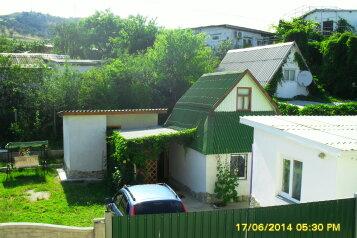 Сдам дачный домик, 20 кв.м. на 3 человека, 2 спальни, Морская улица, 6, поселок Орджоникидзе, Феодосия - Фотография 1