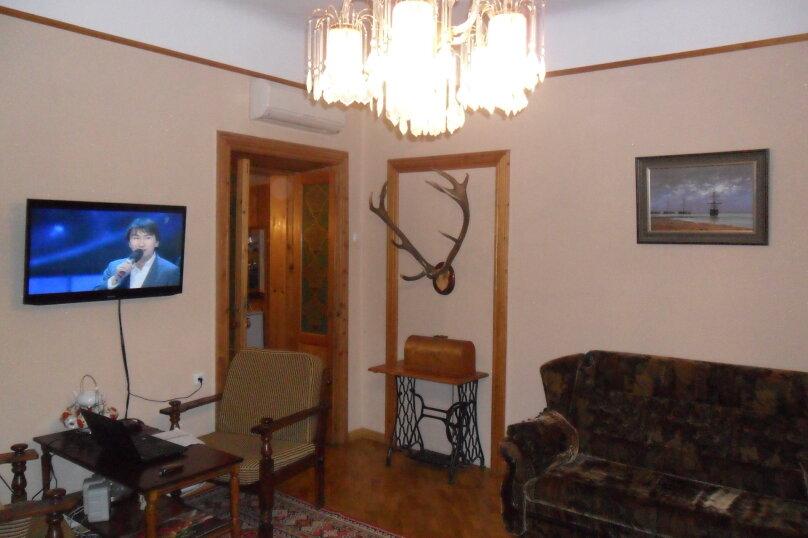 Жилье в краткосрочный найм в доме у моря, 50 кв.м. на 2 человека, 1 спальня, Приморская улица, 3, Алупка - Фотография 26