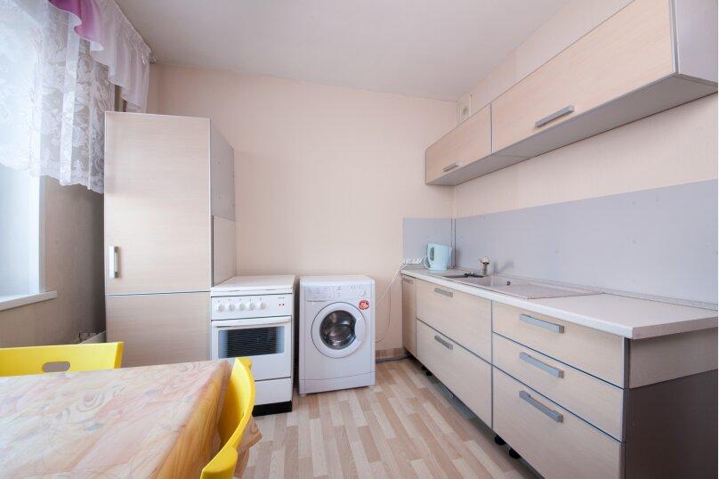 2-комн. квартира, 54 кв.м. на 4 человека, улица Алексеева, 99, Красноярск - Фотография 6