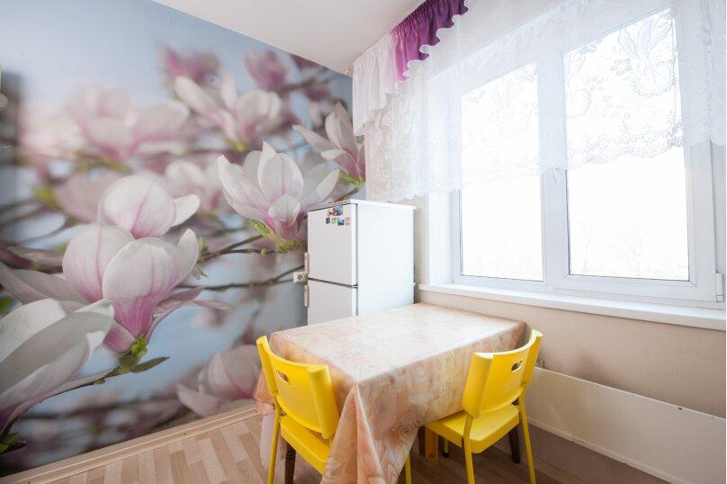 2-комн. квартира, 54 кв.м. на 4 человека, улица Алексеева, 99, Красноярск - Фотография 7