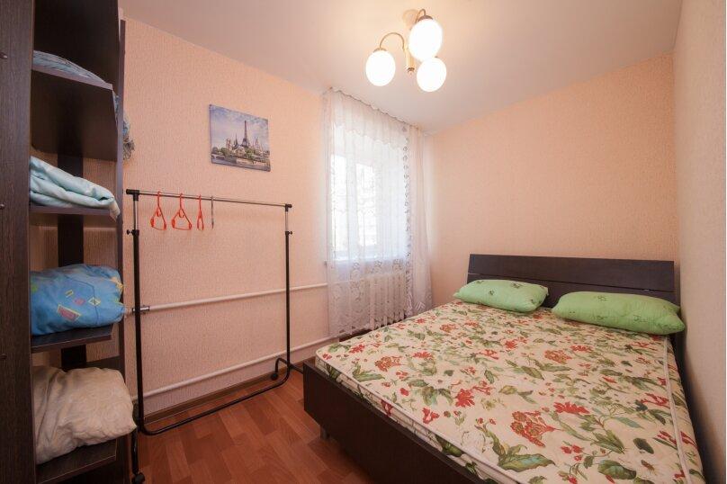 3-комн. квартира, 78 кв.м. на 5 человек, Робеспьера, 29, Красноярск - Фотография 3