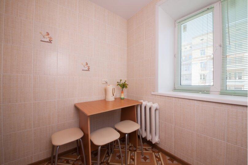 3-комн. квартира, 78 кв.м. на 5 человек, Робеспьера, 29, Красноярск - Фотография 5