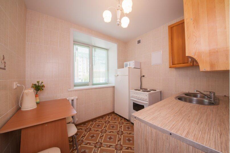 3-комн. квартира, 78 кв.м. на 5 человек, Робеспьера, 29, Красноярск - Фотография 6