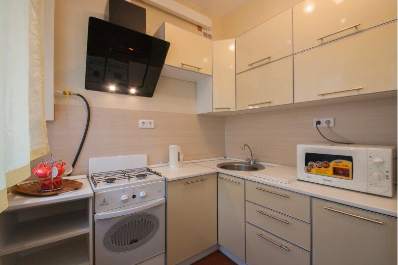 2-комн. квартира, 54 кв.м. на 4 человека, Красная площадь, 1, Красноярск - Фотография 4