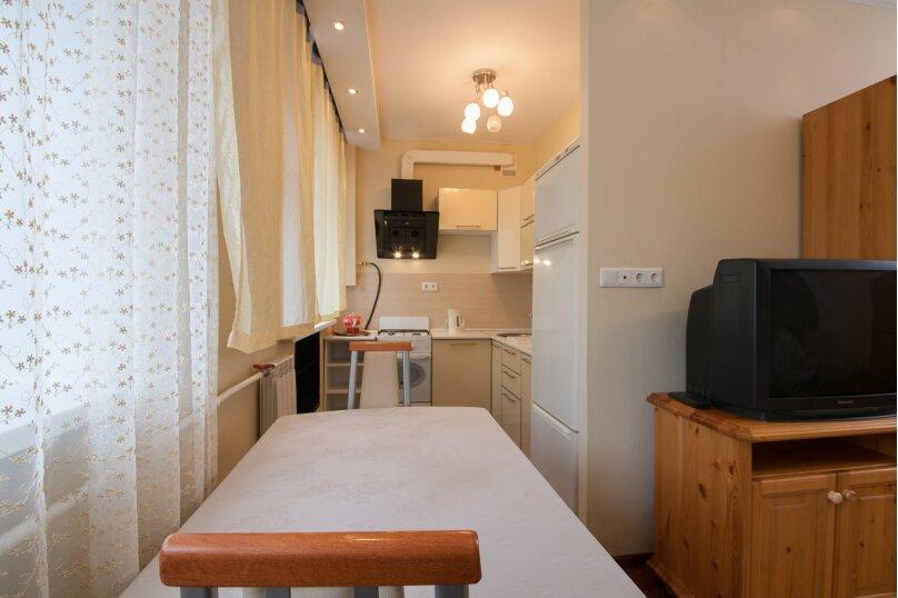 2-комн. квартира, 54 кв.м. на 4 человека, Красная площадь, 1, Красноярск - Фотография 5