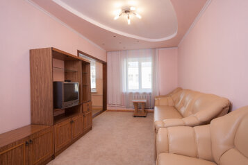 2-комн. квартира, 54 кв.м. на 4 человека, Бограда, 97, Красноярск - Фотография 2