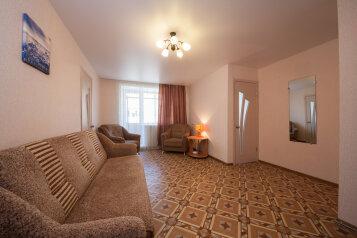 3-комн. квартира, 78 кв.м. на 5 человек, Робеспьера, 29, Красноярск - Фотография 1
