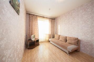 1-комн. квартира, 37 кв.м. на 4 человека, улица Горького, 37, Красноярск - Фотография 1