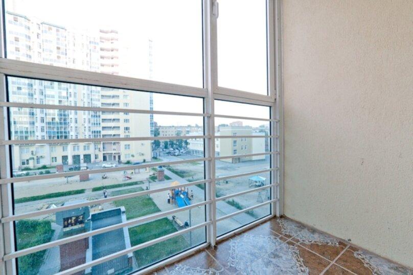 2-комн. квартира, 60 кв.м. на 6 человек, Кузнечная улица, 83, Екатеринбург - Фотография 9