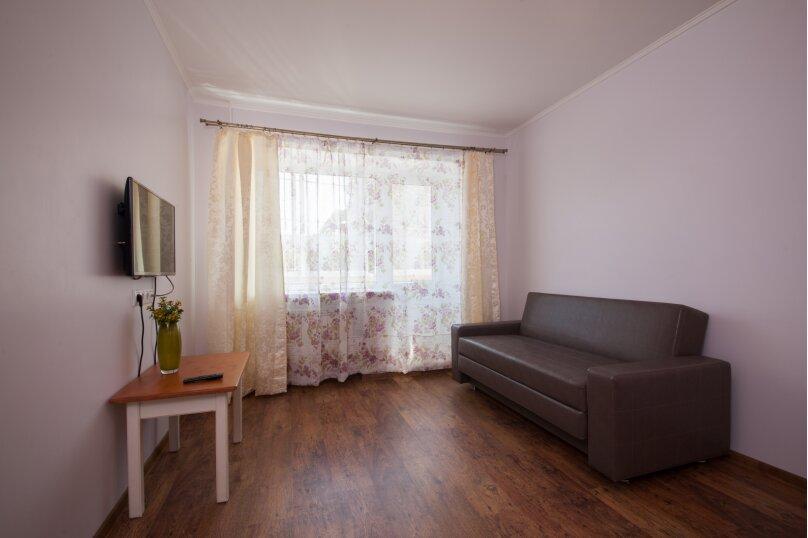 1-комн. квартира, 34 кв.м. на 3 человека, Карла Маркса, 90/22, Красноярск - Фотография 5