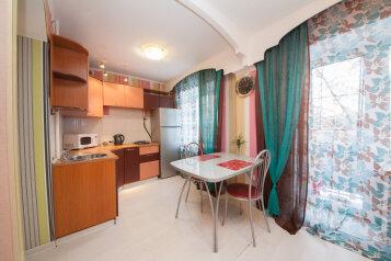 1-комн. квартира, 34 кв.м. на 3 человека, Карла Маркса, 90/22, Красноярск - Фотография 3