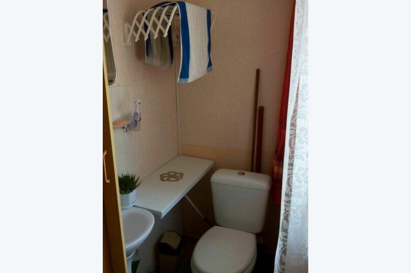 1-комн. квартира, 27 кв.м. на 4 человека, Строителей, 5, Гурзуф - Фотография 9