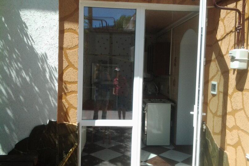 2 комнатный дом с отдельным двором на 5 человек, 2 спальни, Малый переулок, 2, Евпатория - Фотография 1
