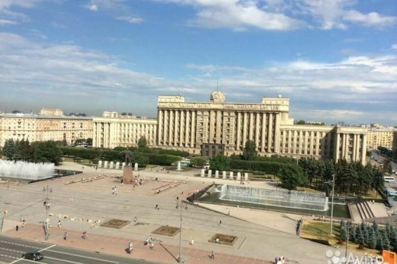 2-комн. квартира, 80 кв.м. на 8 человек, Московский проспект, 193, Санкт-Петербург - Фотография 6