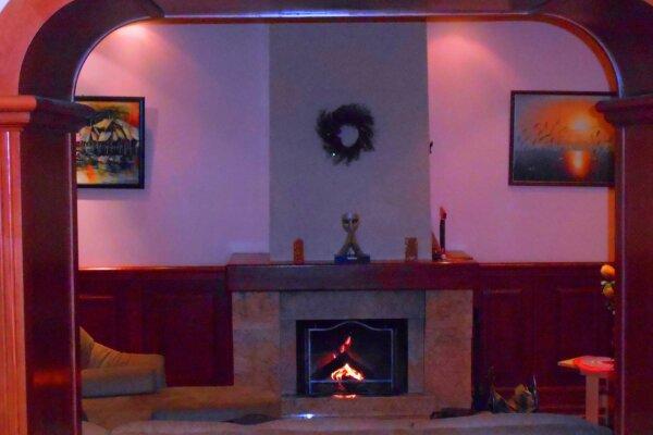 Дом с русской баней, 500 кв.м. на 20 человек, 3 спальни, д. Рыжево, 46а, Егорьевск - Фотография 1