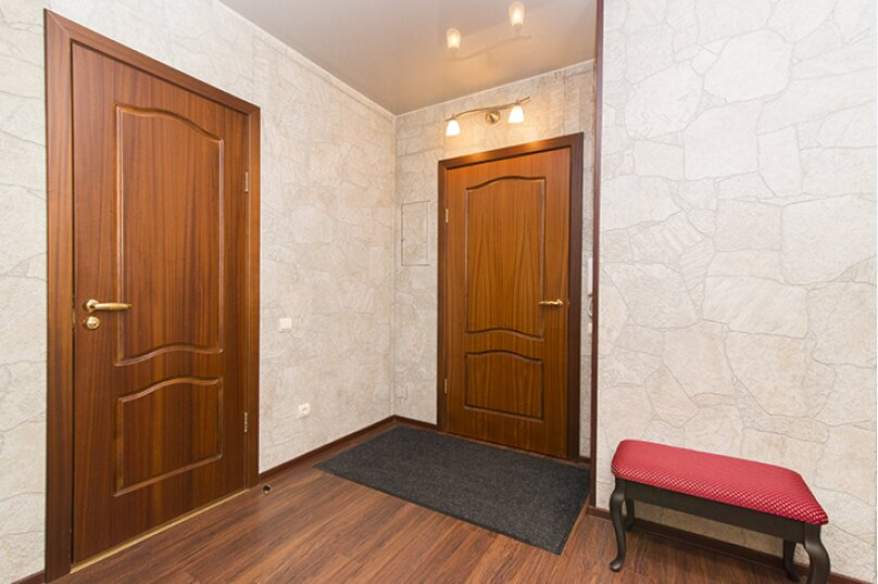 1-комн. квартира, 52 кв.м. на 4 человека, Ключевская улица, 15, Екатеринбург - Фотография 3