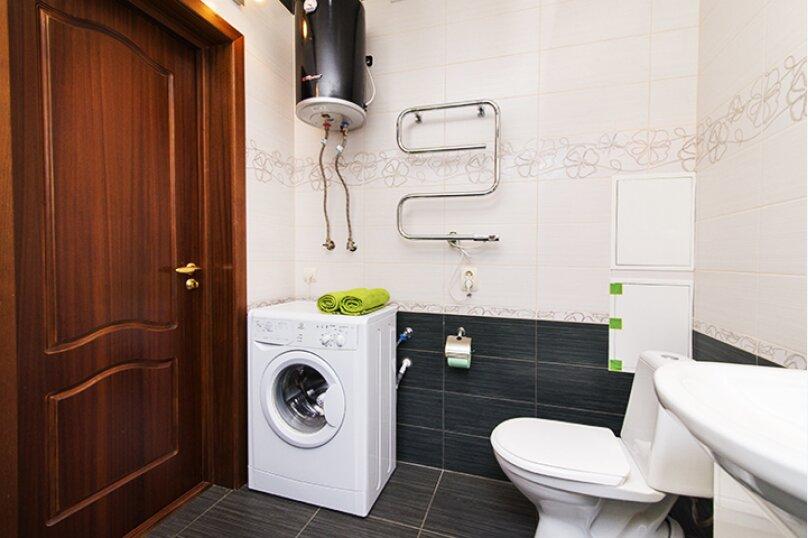 1-комн. квартира, 52 кв.м. на 4 человека, Ключевская улица, 15, Екатеринбург - Фотография 4