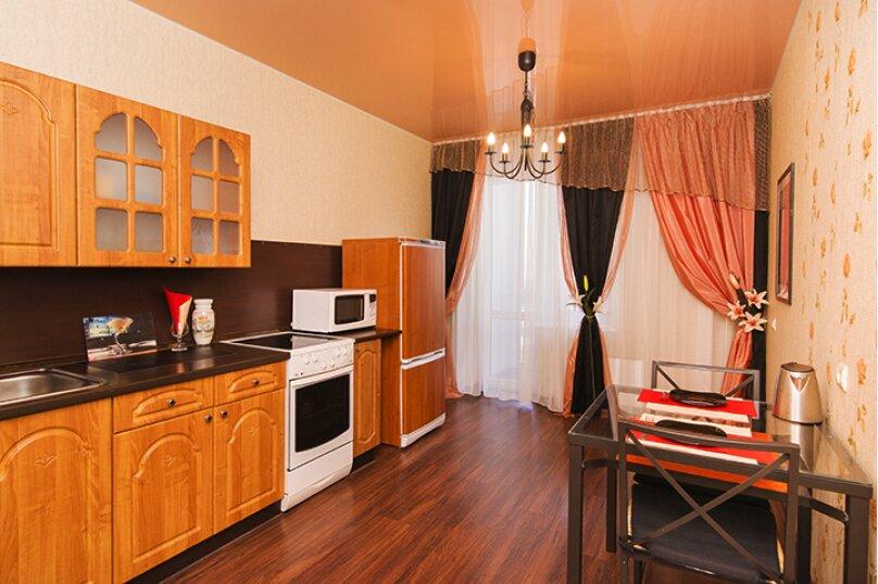 1-комн. квартира, 52 кв.м. на 4 человека, Ключевская улица, 15, Екатеринбург - Фотография 6