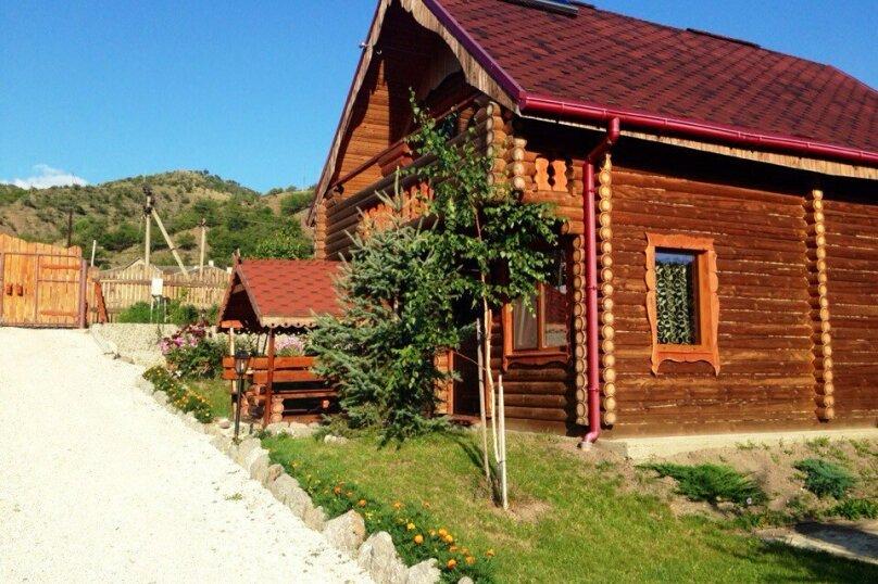 Двухэтажный деревянный коттедж, Школьная, 1 Б, Морское - Фотография 5