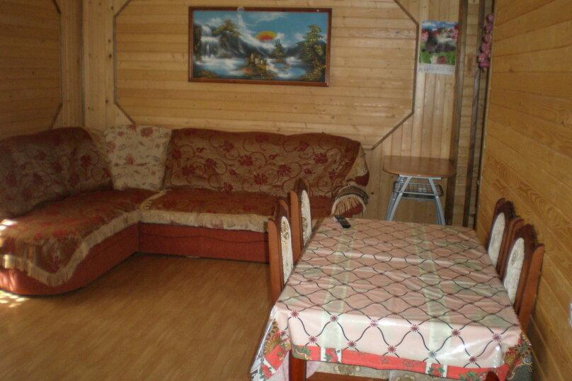 Дом, 90 кв.м. на 4 человека, 2 спальни, шоссе свободы, 15 б, Алупка - Фотография 6