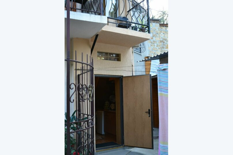 Двухуровневый коттедж у моря, 25 кв.м. на 3 человека, 1 спальня, улица Горького, 5, Алушта - Фотография 7