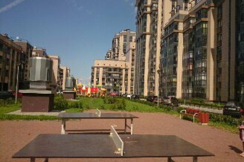 2-комн. квартира, 64 кв.м. на 6 человек, улица Адмирала Трибуца, 7, Санкт-Петербург - Фотография 2