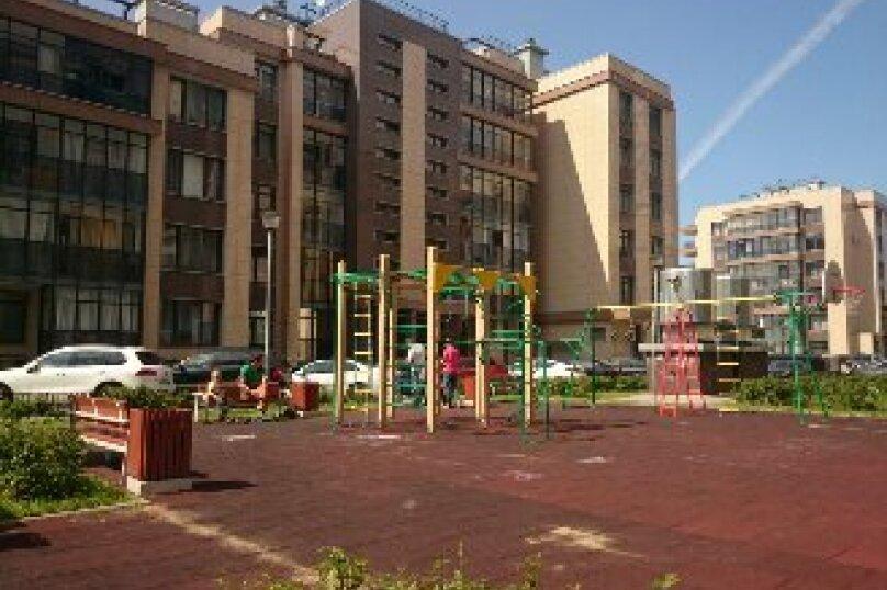 2-комн. квартира, 64 кв.м. на 6 человек, улица Адмирала Трибуца, 7, Санкт-Петербург - Фотография 3