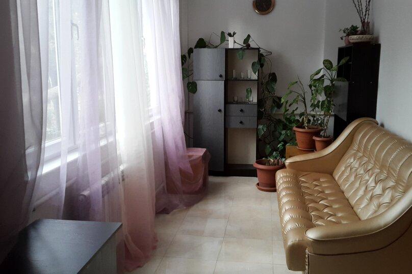 Часть дома на 4 человека рядом с морем и Набережной, 60 кв.м. на 4 человека, 2 спальни, улица Пальмиро Тольятти, 12, Ялта - Фотография 10