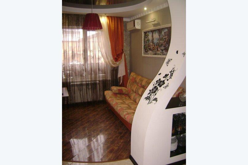 3-комн. квартира, 95 кв.м. на 8 человек, Симферопольское шоссе , 1А, Анапа - Фотография 6